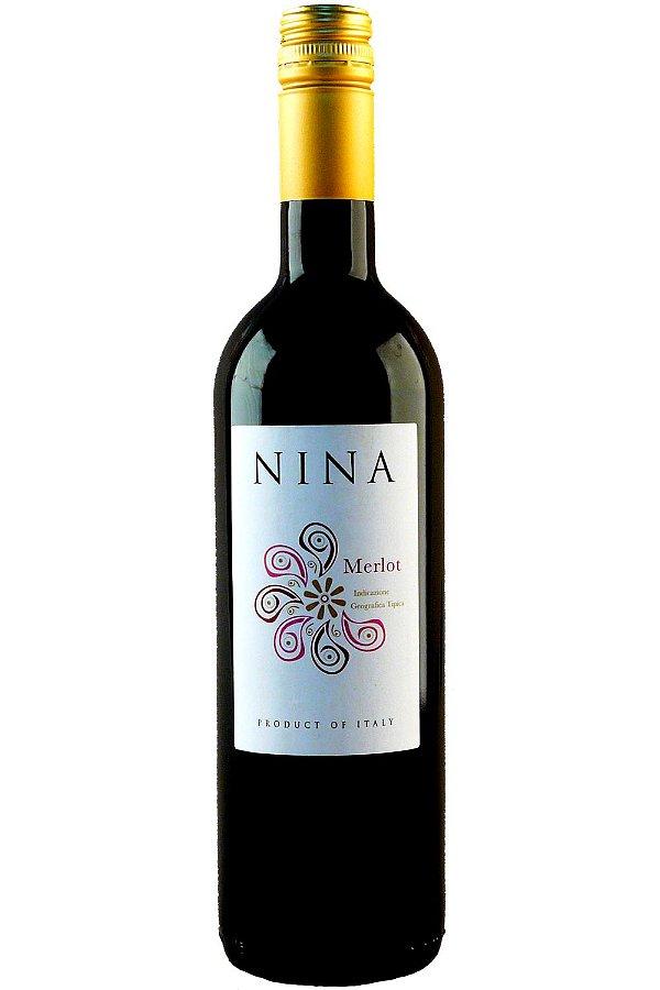 Vinho Nina Merlot 2019