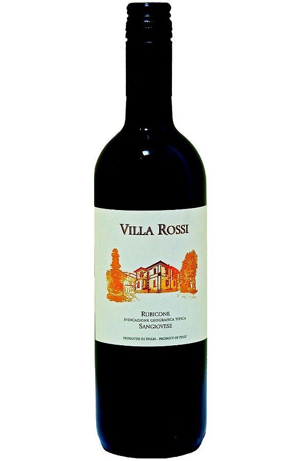 Vinho Villa Rossi Sangiovese Del Rubi