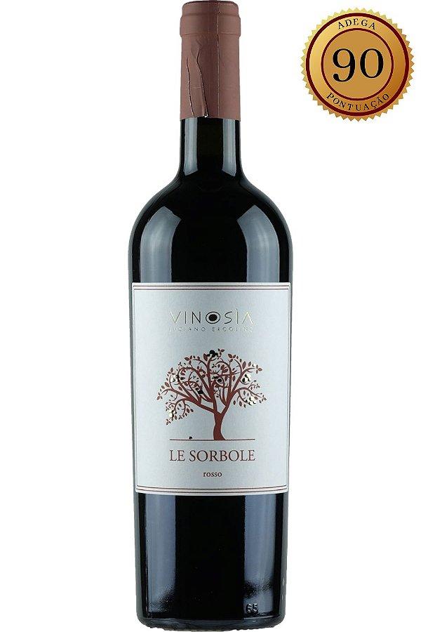 Vinho Vinosia Le Sorbole Campania 2018