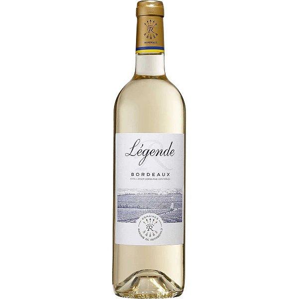Vinho Legende Bordeaux Blanc 2018