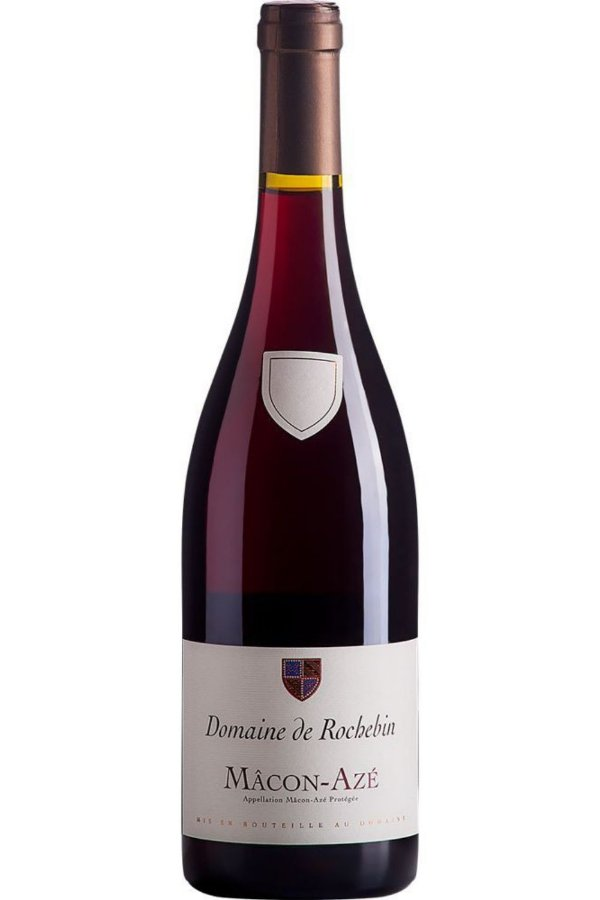 Vinho Rochebin Macon Aze Rouge 2015