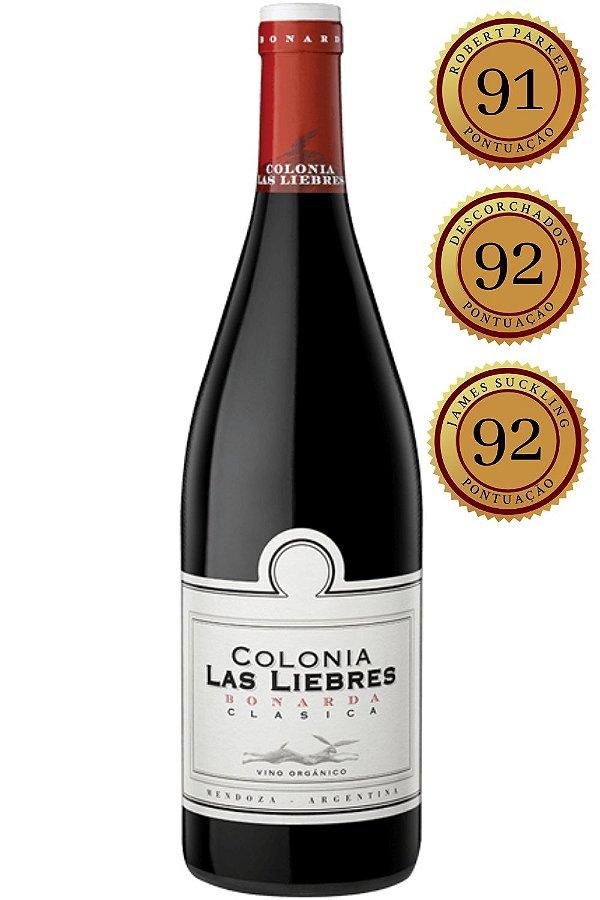 Vinho Colonia Las Liebres Bonarda 2019