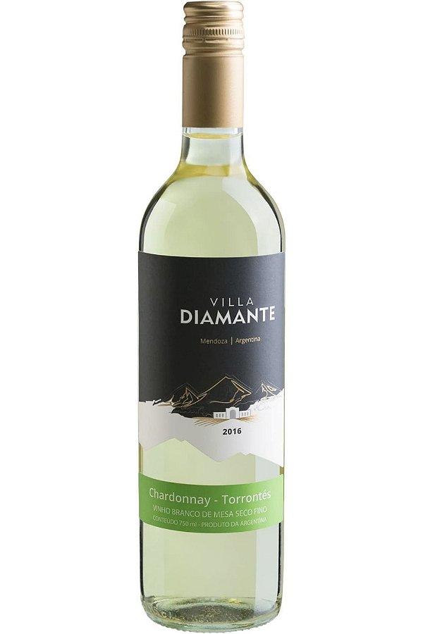Vinho Villa Diamante Chardonnay Torrontes 2019