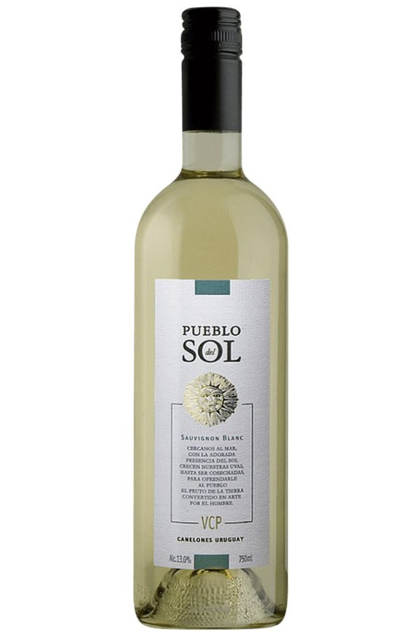 Vinho Pueblo Del Sol Sauvignon Blanc 2020