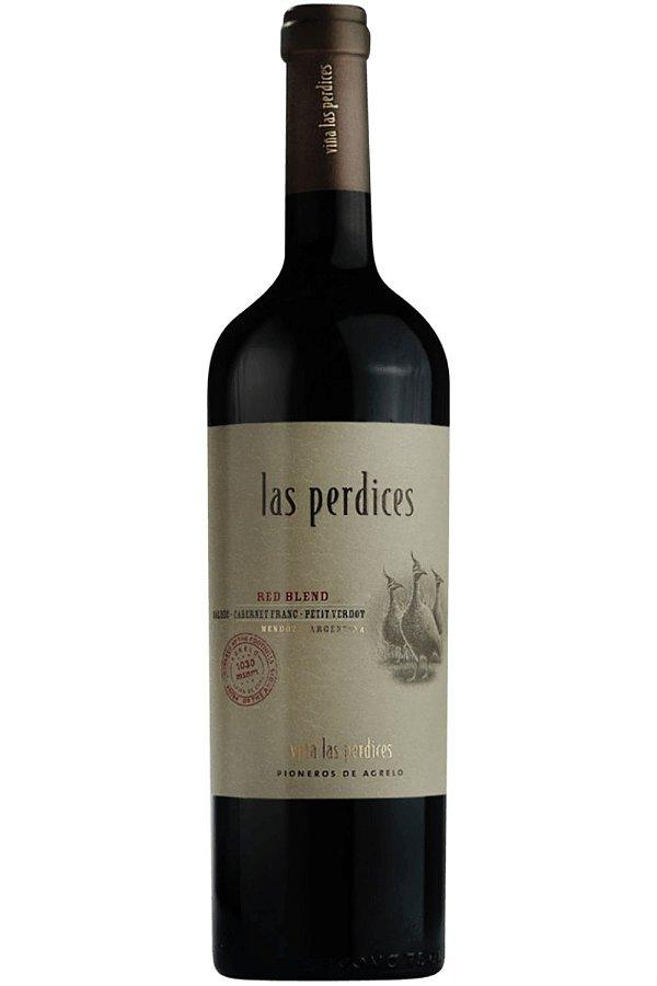 Vinho Las Perdices Red Blend 2019
