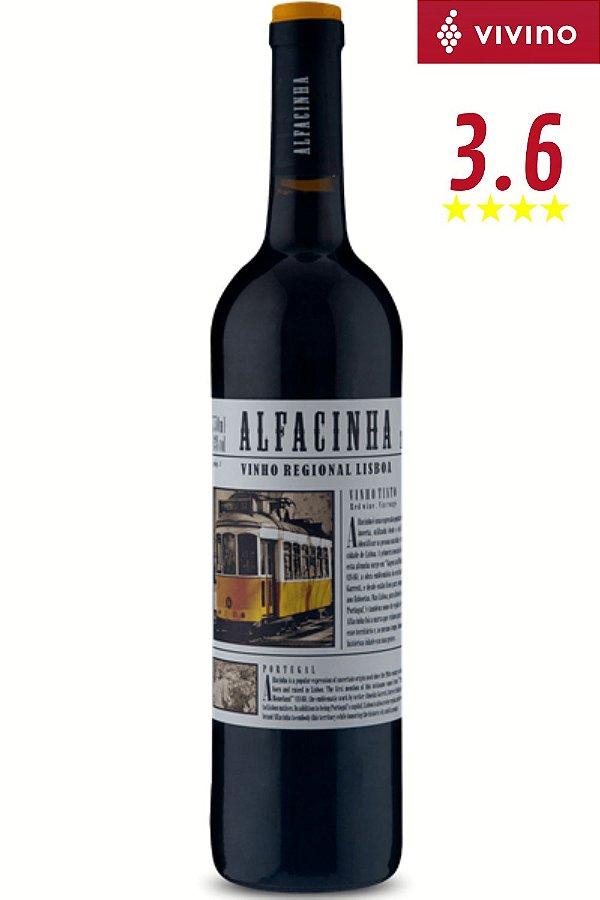 Vinho Alfacinha Reginal Lisboa Tinto 2019
