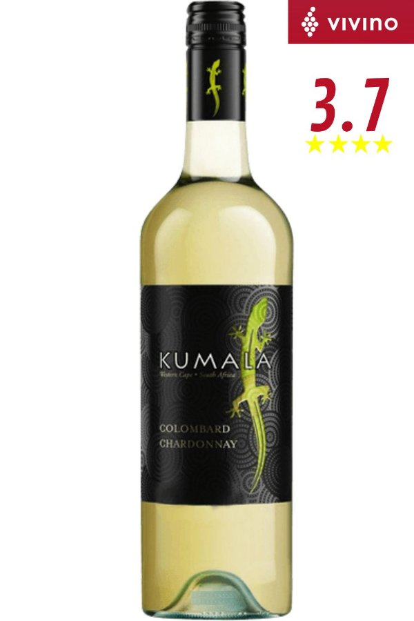Vinho Kumala Chardonnay/Colombard 2016
