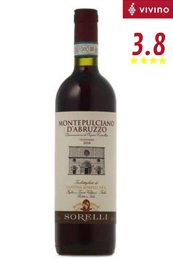 Vinho Sorelli Docg Montepulciano 2019