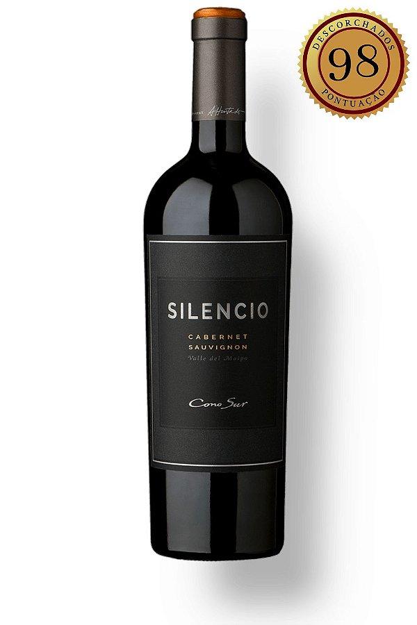 Vinho Cono Sur Silencio Cabernet Sauvignon 2012