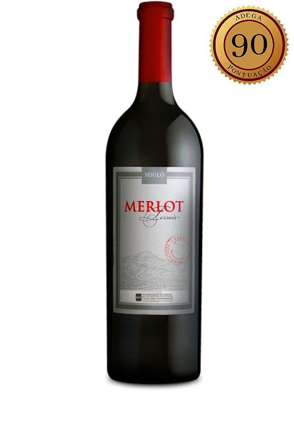 Vinho Miolo Merlot Terroir 2015