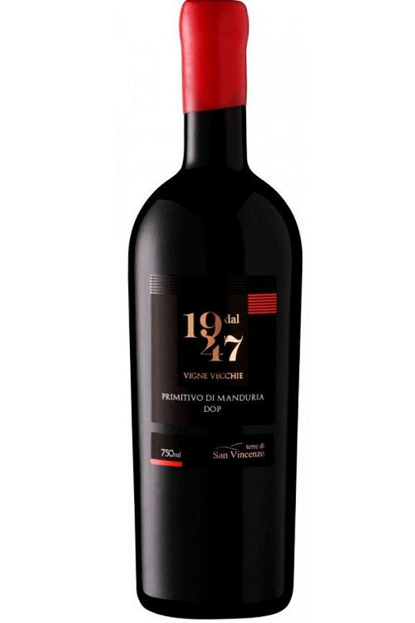 Vinho 1947 Primitivo Di Manduria 750ml