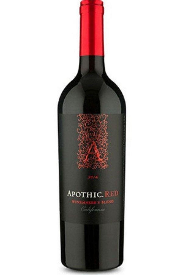 Vinho Apothic Red