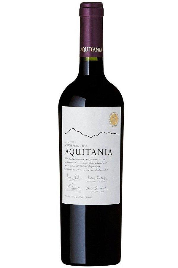 Vinho Aquitania Reserva Carmenere