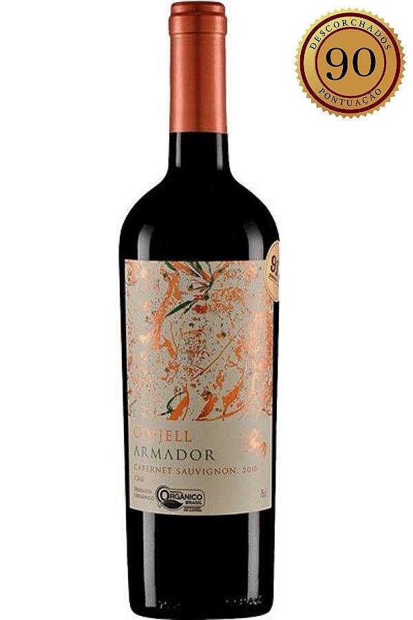 Vinho Armador Cabernet Sauvignon Orgânico