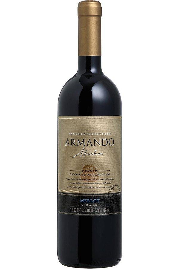 Vinho Armando Memoria Merlot 2017