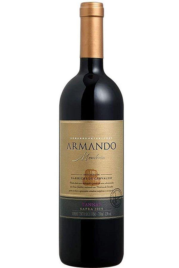 Vinho Armando Memória Tannat 2017
