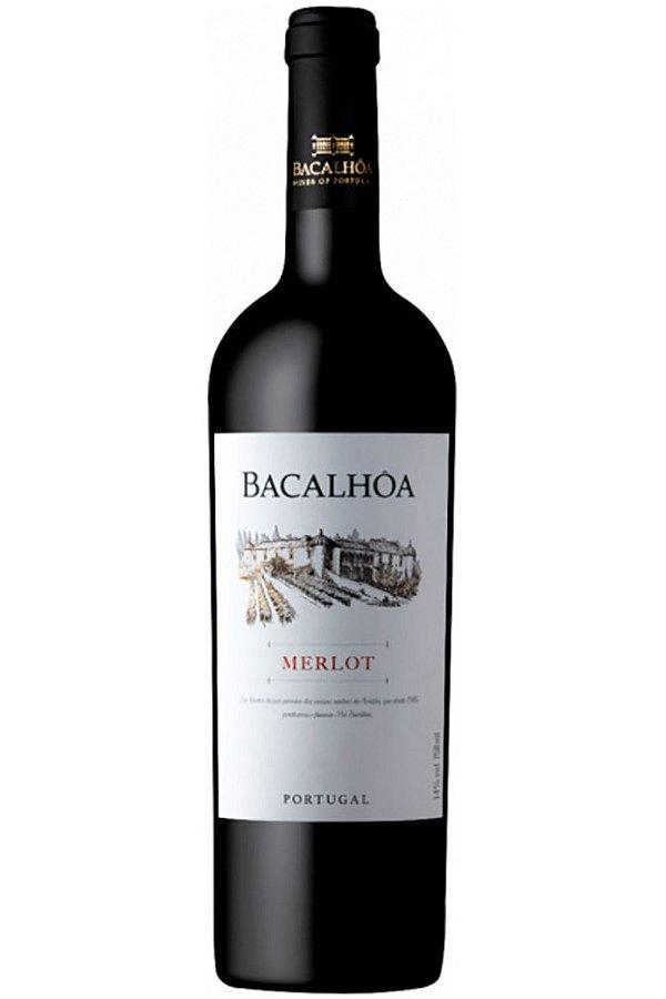 Vinho Bacalhôa Merlot