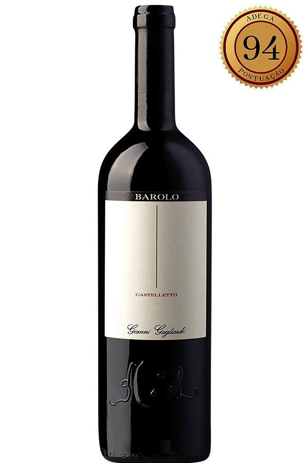 Vinho Barolo Gianni Gagliardo DOCG