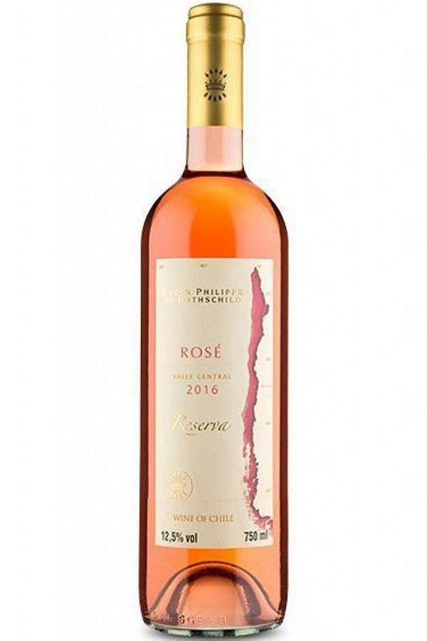 Vinho Baron Philippe De Rothschild Syrah Rosé