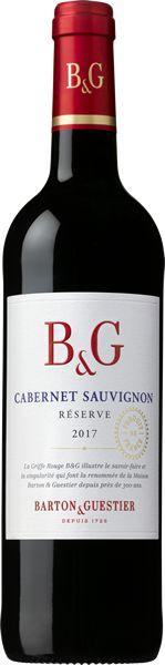 Vinho BG Reserve Cabernet Sauvignon