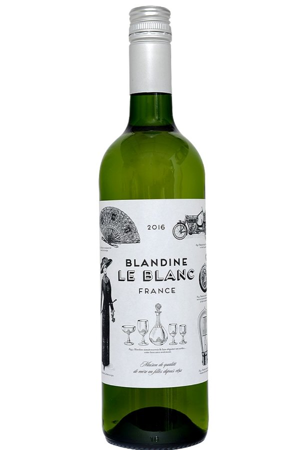 Vinho Blandine Le Blanc 2016