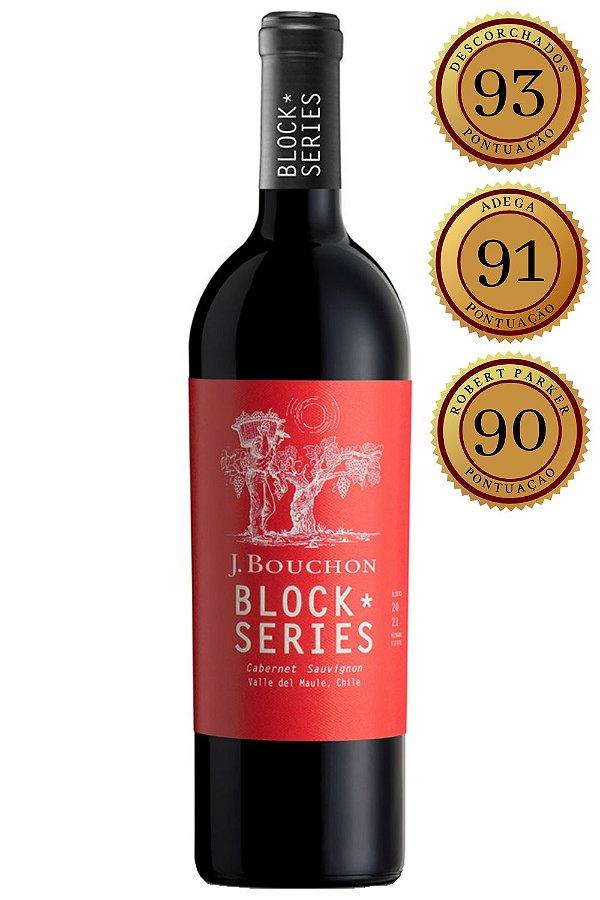 Vinho Bouchon Block Series Cabernet Sauvignon