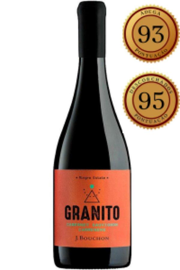 Vinho Bouchon Granito Blend 2016