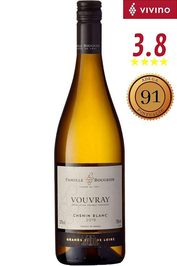 Vinho Bougrier Vouvray 2018