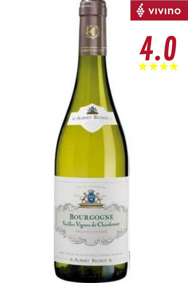 Vinho Albert Bichot Bourgogne Chardonnay Vieilles Vignes 2014