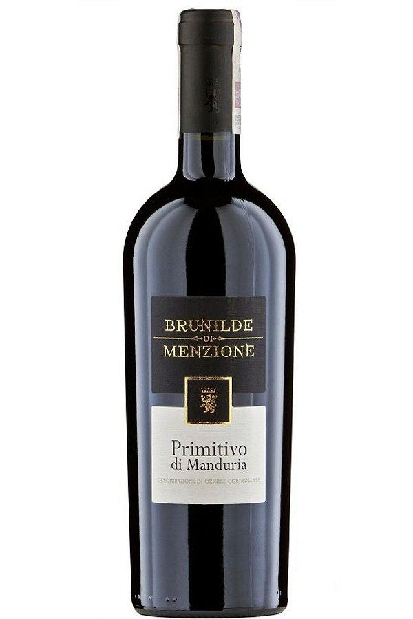 Vinho Brunilde Menzione Primitivo Di Manduria 1,5L