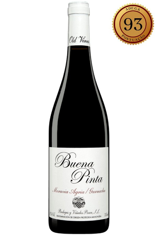 Vinho Buena Pinta 2018