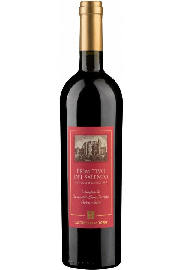 Vinho Cantina Della Torre Primitivo Del Salento