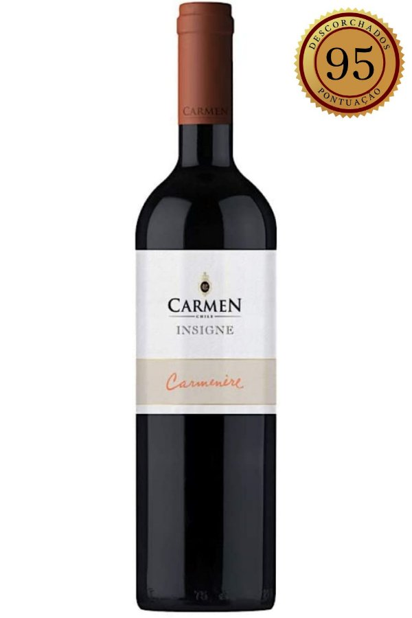 Vinho Carmen Insigne Carmenere