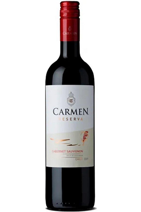 Vinho Carmen Reserva Cabernet Sauvignon