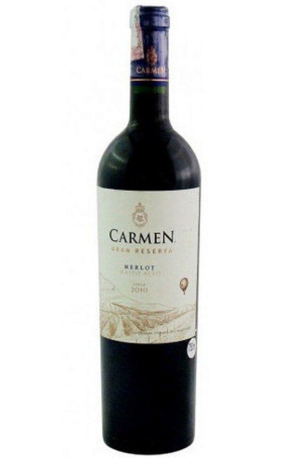 Vinho Carmen Reserva Merlot