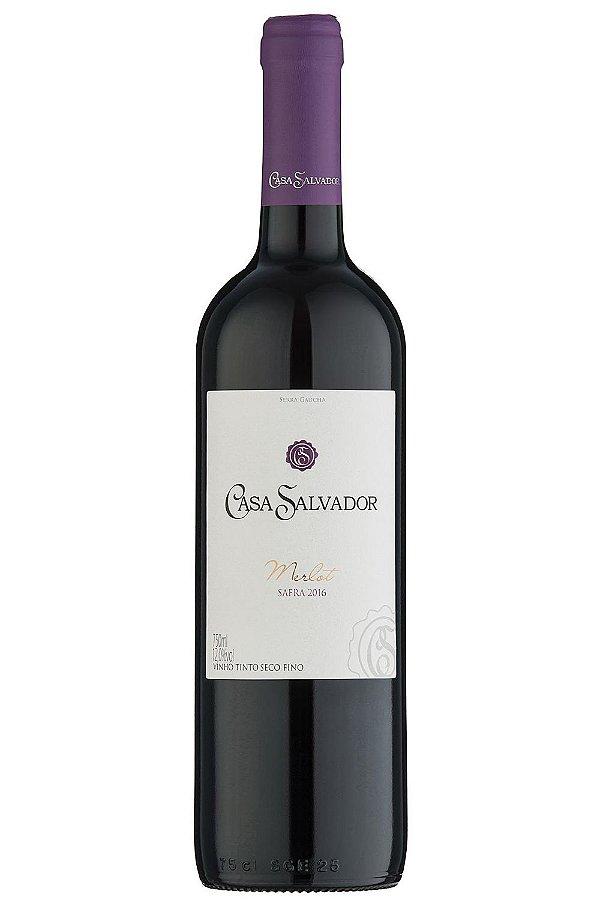 Vinho Casa Salvador Merlot