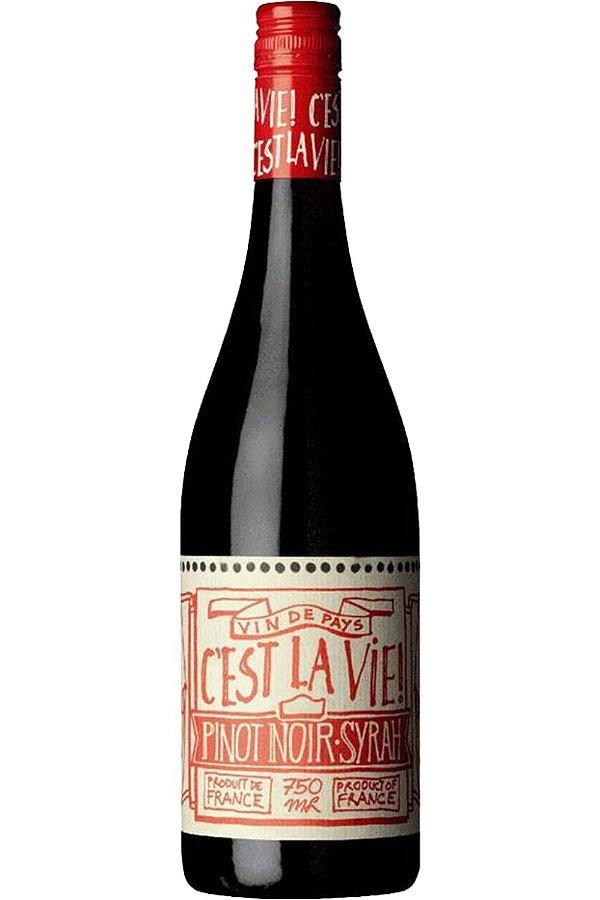 Vinho Cest La Vie Pinot Noir Syrah