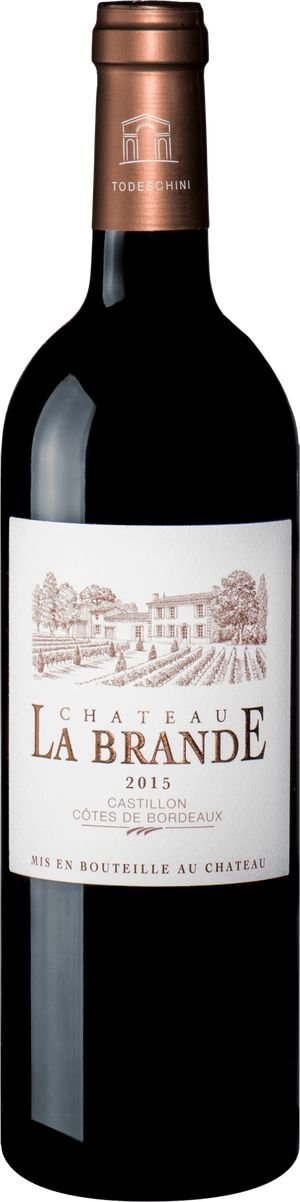 Vinho Château La Brande 2015