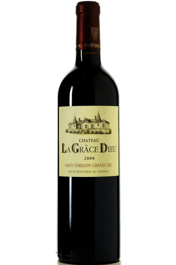Vinho Chateau La Grace Dieu Grand Cru SaintEmilion