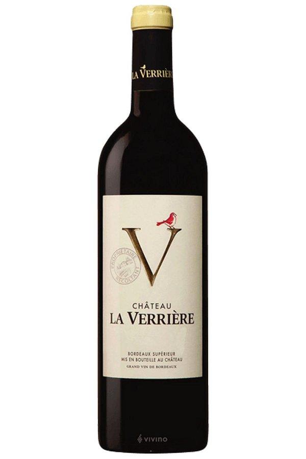 Vinho Château La Verriere Bordeaux Superieur