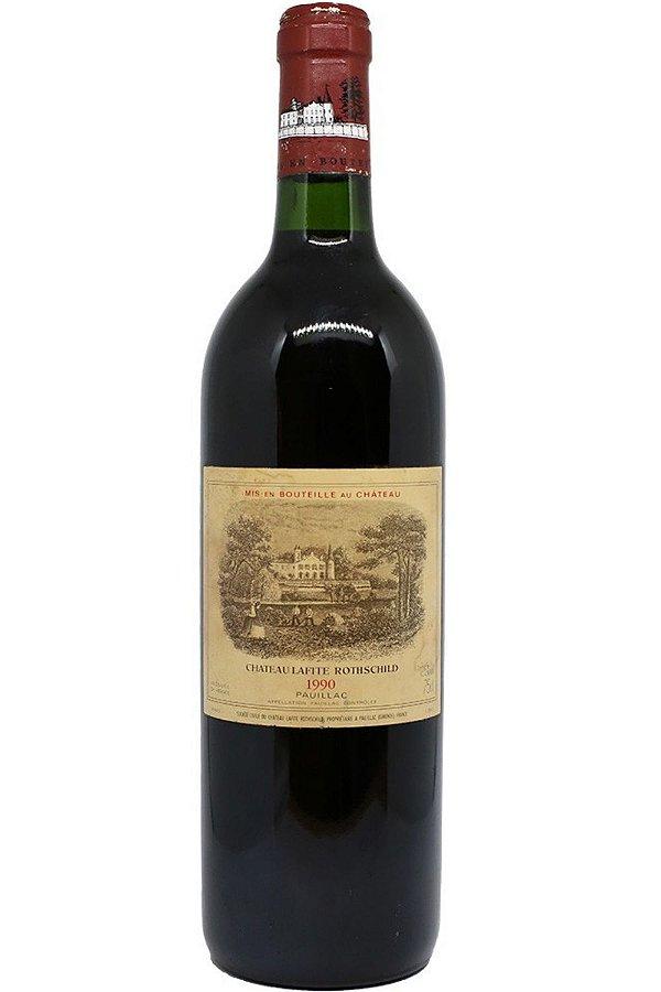 Vinho Chateau Lafite Rothschild 1990