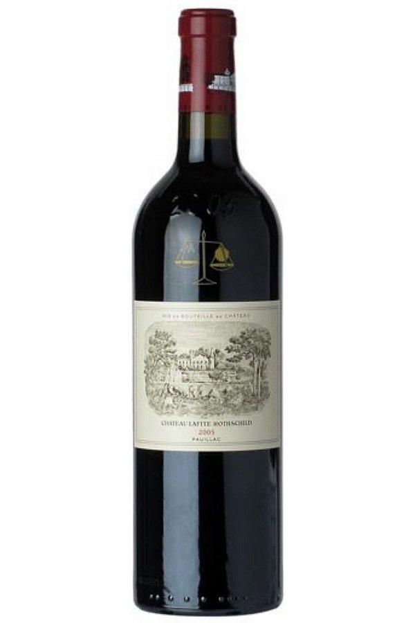 Vinho Chateau Lafite Rothschild 2005