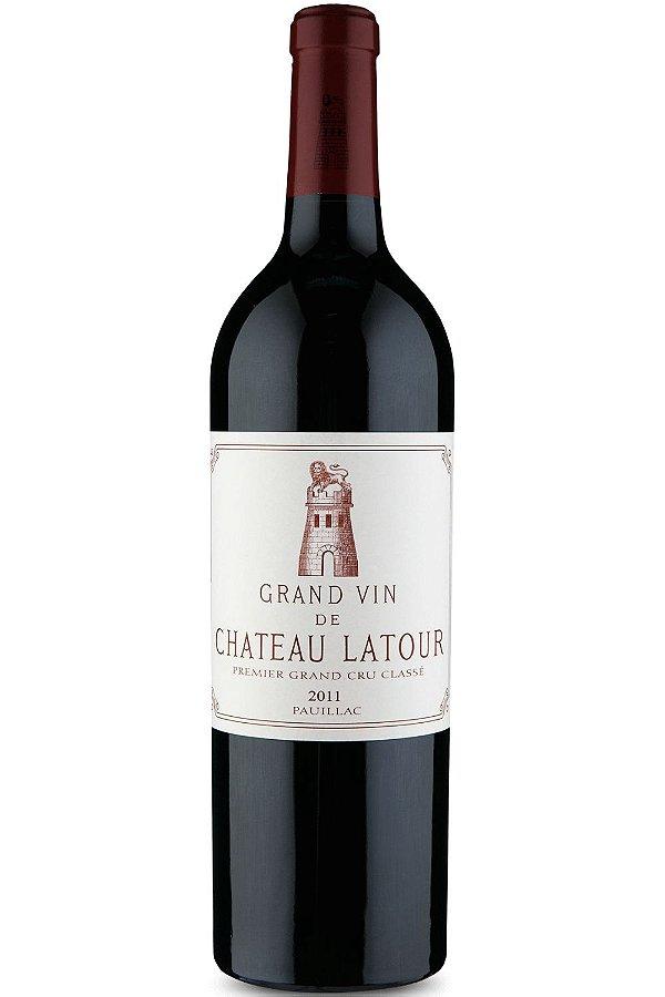 Vinho Chateau Latour Grand Cru 2010