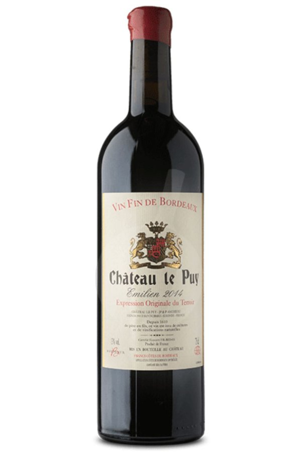 Vinho Château Le Puy Emilien