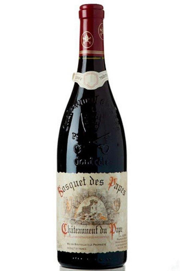 Vinho Chateauneuf Du Pape Bosquet Des Papes
