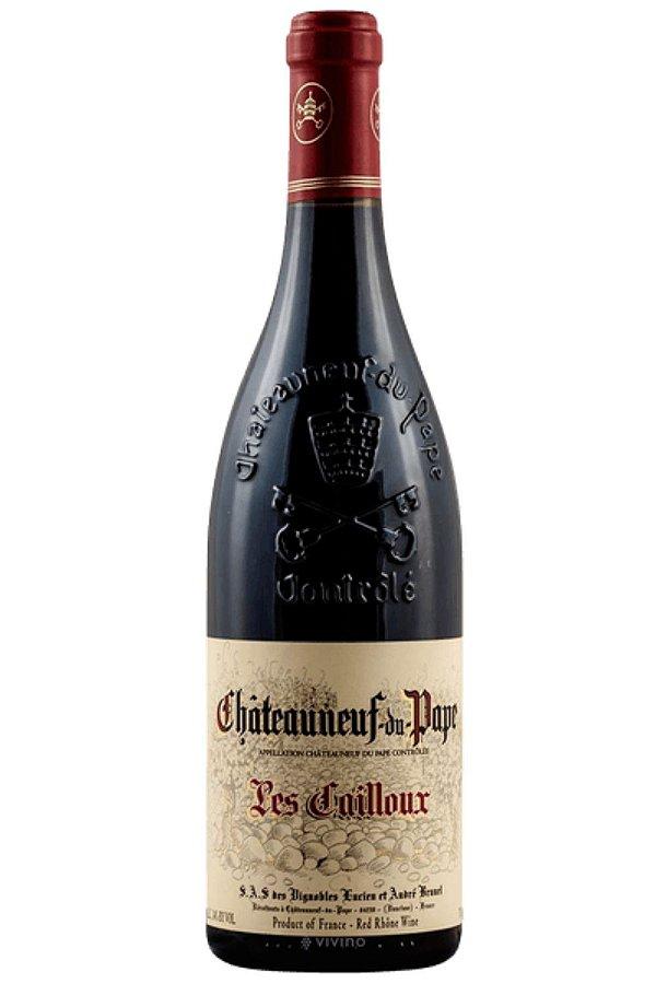 Vinho Châteauneuf Du Pape Les Cailloux