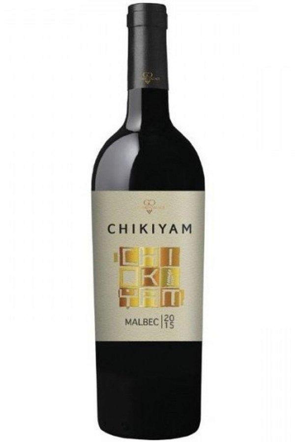 Vinho Chikiyam Malbec