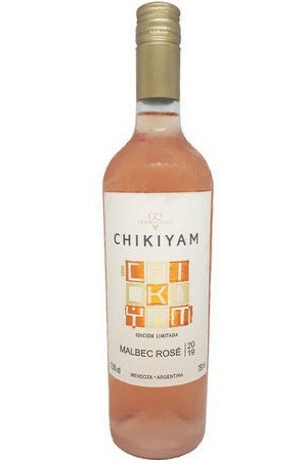 Vinho Chikiyam Malbec Rosé