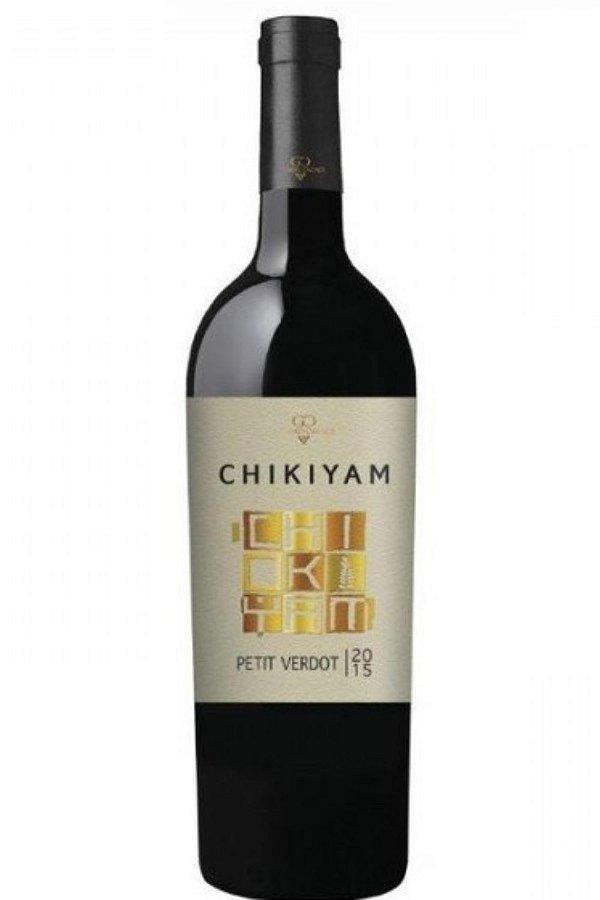 Vinho Chikiyam Syrah