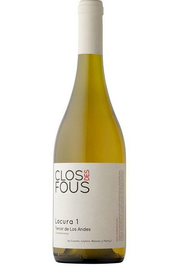 Vinho Clos Des Fous Loucura Chardonnay